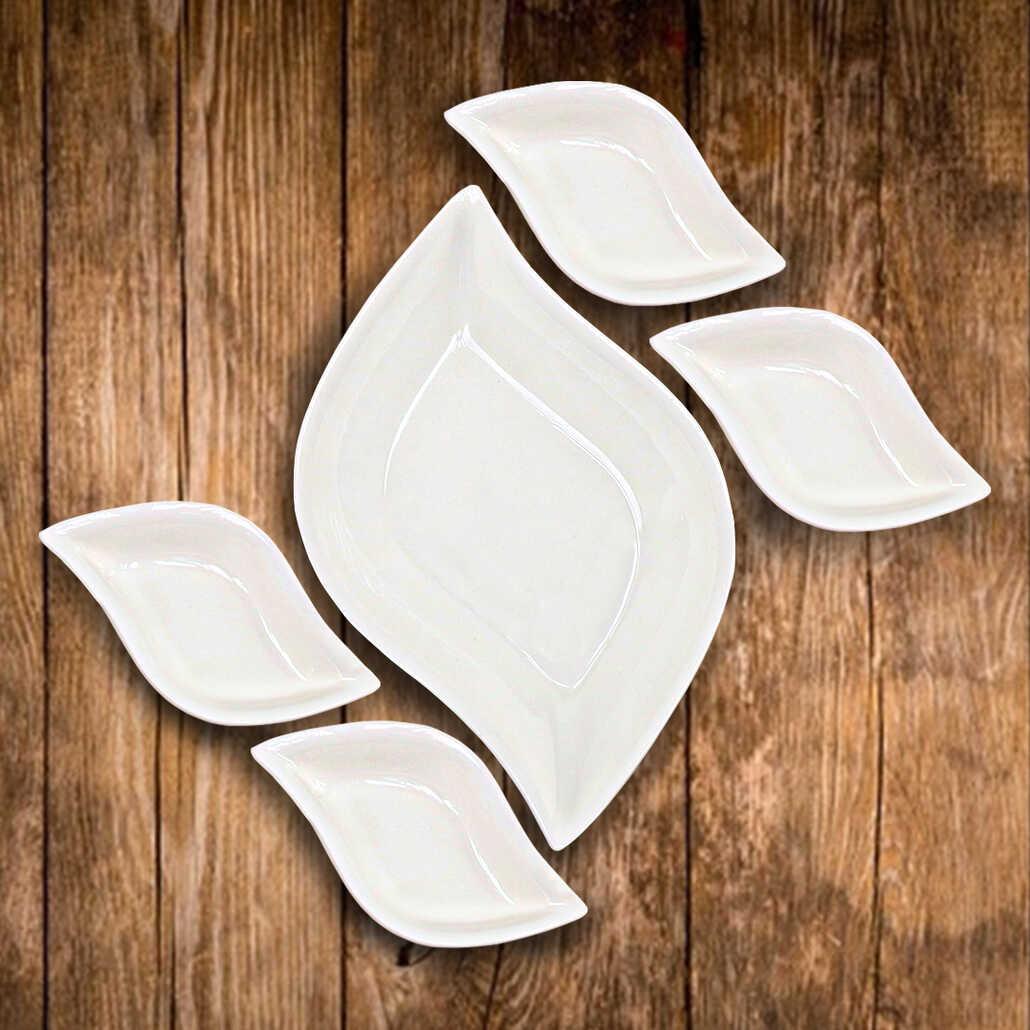 Cookbella Lover Ceramic 5 Parça Çerezlik