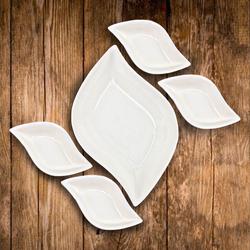 Cookbella Lover Ceramic 5 Parça Çerezlik - Thumbnail