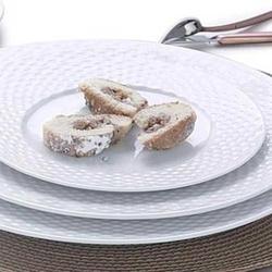 Kütahya PorselenPolo 53 Parça 12 Kişilik Beyaz Yemek Takımı - Thumbnail