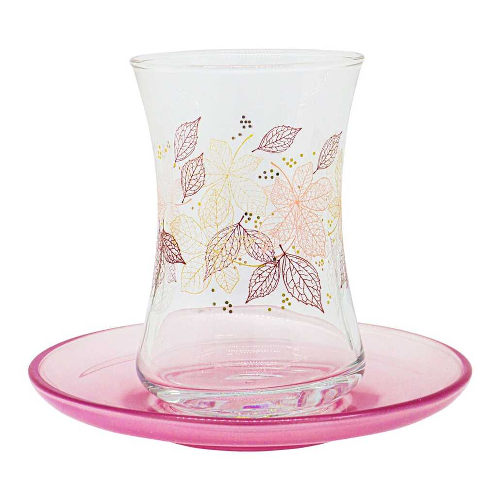 Lav YalınS1 12 Parça Çay Seti