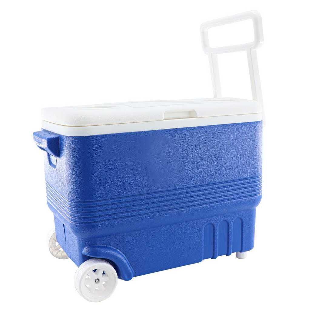 Master MTR-BZ 4500T 45 Litre Tekerlekli Sıcak Soğuk Termos Mavi