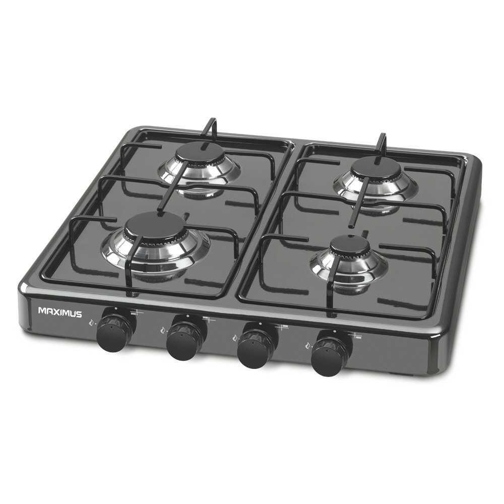 Minisan Maximus MX KE-641 LPG Uyumlu Ocak Siyah