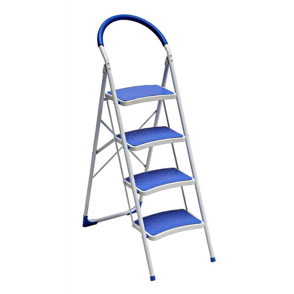 Saraylı Pratik Mega Metal 4 Basamaklı Merdiven